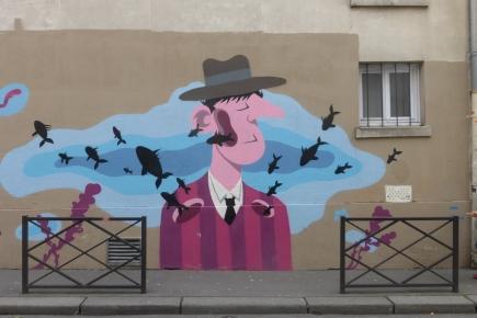 Paris 20 Belleville 035 Rue du Retrait