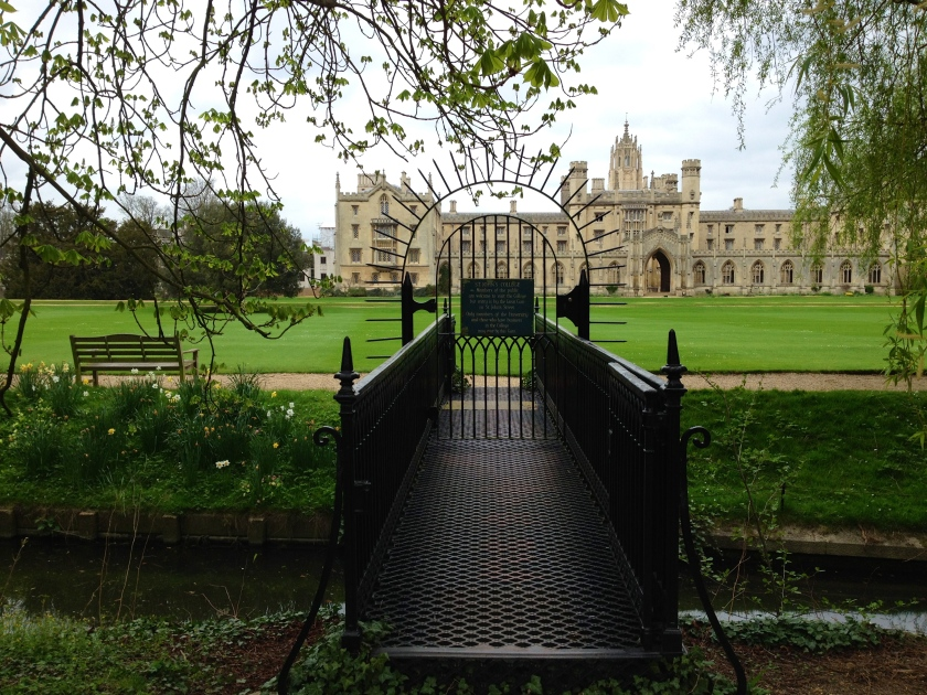Anastasia - gated off Cambridge